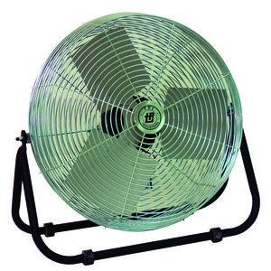 """TPI F18TE 18"""" Industrial Floor Fan, 1/8 Hp, 3 Speed, 120v"""