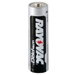 Rayovac ALAA-4BXJ Alkaline AA Size Battery, Vending Box, 4 Pack