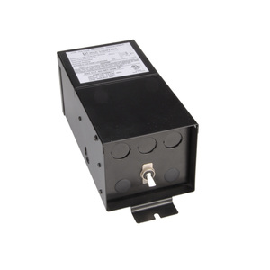 WAC Lighting SRT-300M-12V Transformer, Magnetic, 300W, 120VAC, 12VDC, Single Output, Black