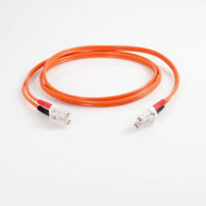 Quiktron 810-LL2-009 Patch Cord Fiber Optic MM 125 um 62.5M LC/LC