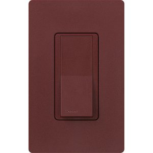 Lutron SC-4PS-MR Dimmer Switch, 4-Way, 15A, Merlot