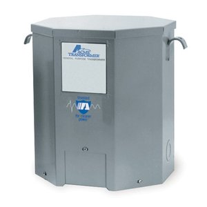 Acme T279745S Transformer, 7.5KVA, 1P, 120/208/240/277V, Isolation