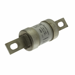Eaton/Bussmann Series 125M09C 125 Amp HRCII-C Current Limiting Ceramic Fuse, 600V