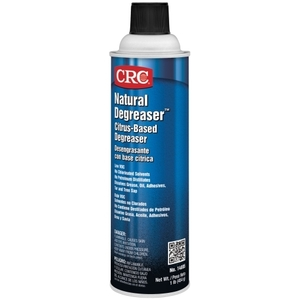 CRC 14005 Natural Citrus Degreaser - 16oz Aerosol Can