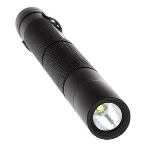 Bayco Products MT-100 Mini-TAC 2-AAA Penlight, 100 Lumen, Black