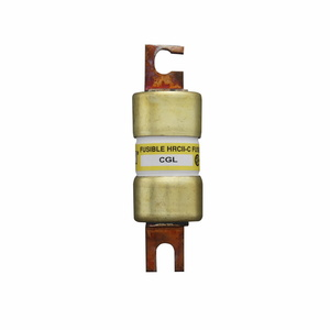 Eaton/Bussmann Series CGL-100 100 Amp HRC Form II Class CC Current-Limiting Fuse, 600V