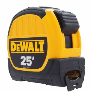 DEWALT DWHT36107 25' Tape Measure