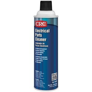 CRC 02180 Electrical Parts Cleaner - 19oz Aerosol Spray Can