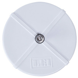 LEI ECS Stainless Steel Version 2 End Cap, Non-Electrical