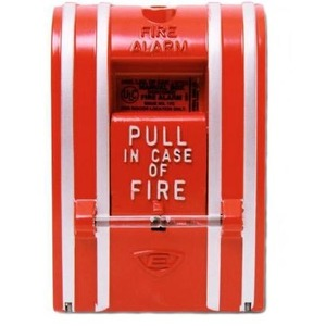 Edwards 270-SPO Fire Alarm Pull Station