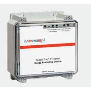 Ferraz STXT480D10A Surge Protective Device, 480VAC, Delta, 100kAIC, Audible Alarm