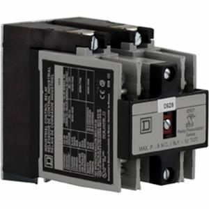 Square D 8501XO40V08 RELAY 600VAC 10AMP NEMA +OPTIONS