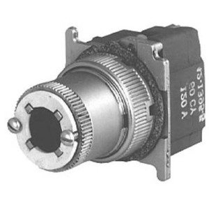 Eaton 10250T5971 Selector Switch, 30mm, w/o Button, 2-Position, Illuminated, 120VAC
