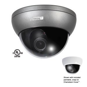 Speco Technologies HT7246T 2MP Color dome Varifocal dome camera 2.8-12mm, 24VAC/12VDC