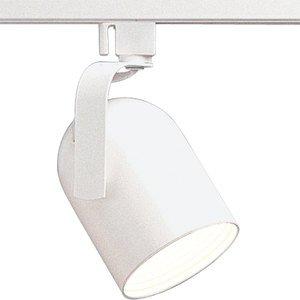 Progress Lighting P9203-28 Track Head, PAR16, 1-Lamp, 75W, White