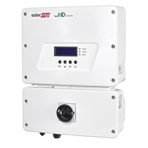 SolarEdge SE5000H-US000NNU2 Single-Phase String Inverter, Transformless, 240V