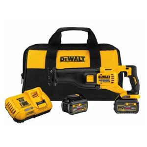 DEWALT DCS388T2 Reciprocating Saw, 60V Max