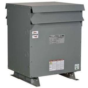 Hammond Power Solutions SG3A0075KK Transformer, Dry Type, NEMA 3R, 480 Delta - 480Y/277, 3PH, 75 kVA