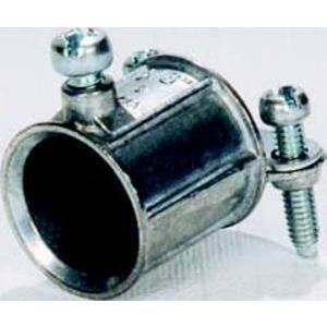 """Steel Electric Products 173C Combination Coupling, EMT to Flex, 1"""", Zinc Die Cast"""