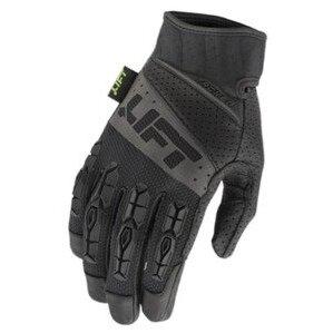 Lift Safety GTA-17KKL Tacker Work Gloves - Size: Large, Black