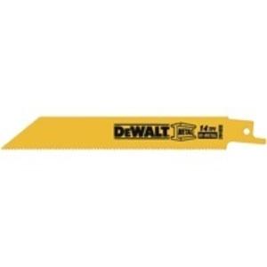 DEWALT DW4838 Reciprocating Saw Blades