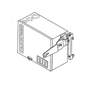 GE FVK364R Busway, Bus Plug, Fusible, 3PH, 200A, 600VAC, Type QMR