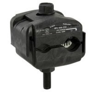 Ilsco IPC-4/0-2/0-B Insulation Piercing Connector, 4/0-2 AWG Run, 2/0 - 6 AWG Tap