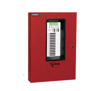 Edwards E-FSC302R Facp,3 Zone,120v,red