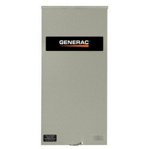 Generac RXSW200A3 Automatic Transfer Switch, 200A, 120/240V