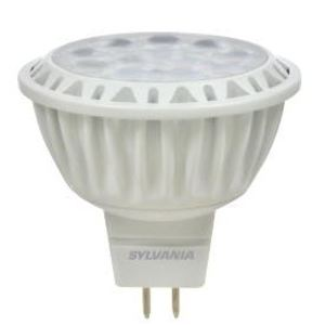 SYLVANIA LED9MR16/DIM/827/NFL25 LED Lamp, MR16, Narrow Flood, 9W, 12V, 2700K, 700 Lumen
