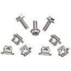 Hoffman PGFM6 Grid Fastener Package, Includes: Grounding Cage Nuts/Bolts