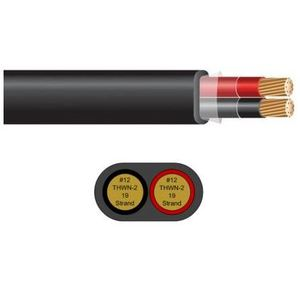 Enphase Q-12-RAW-300 Trunk Cable for IQ Micro Inverters No Connectors