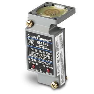 Eaton E51SNL Sensor Body, Photoelectric , Limit Switch Style, 120VAC, E51 Series