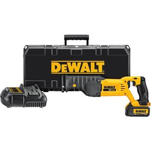 DEWALT DCS380P1 20V Max Cordless Reciprocating Saw