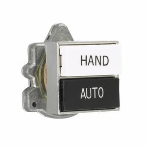 Eaton E30KB300STAMP Square Multifunction Pushbutton Operator Button