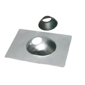 "Arlington 625 Roof Flashing, 2"", Neoprene Seal, Steel"