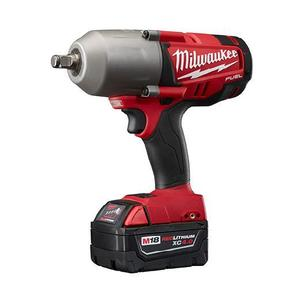 "Milwaukee 2763-22 M18 FUEL 1/2"" High Torque Impact Wrench"
