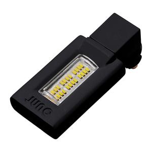 Juno Lighting TL201LEDX3-3K-BL TRAC12 LED