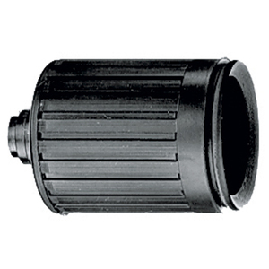 Hubbell-Kellems HBL6023 W/proof Device Boot, Bk