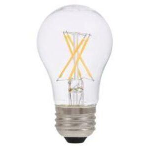 SYLVANIA LED4.5A15827FILBL LED Lamp, A15, 4.5 Watt, 470 Lumen, 2700K, Clear
