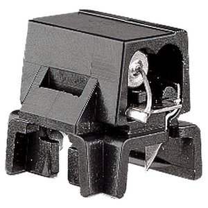 Ambiance Lighting 9488-12 Fused Plug, Black