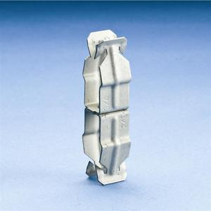 Erico Caddy 8P16P Conduit Clip,to Conduit 1/2 To 1