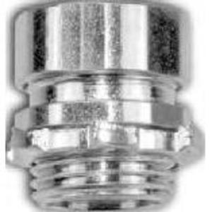 American Fittings Corp EC751BUS EMT Compression Connector, 3/4 inch, Insulated, Concrete Tight, Steel