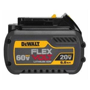 DEWALT DCB606 20/60V MAX* Flexvolt Battery