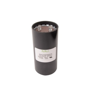 DiversiTech 270-324 Motor Start Capacitor, 125V, 270-324 uF