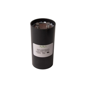 DiversiTech 124-156330 Motor Start Capacitor, 330V, 124-156 uF