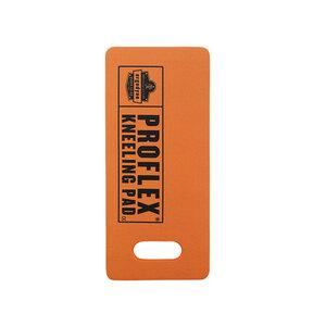 "Ergodyne 18376 Compact Kneeling Pad, Orange - 8""x18"""