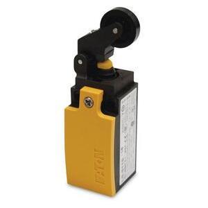 Eaton LS-S11S-LB Plastic Limit Switch, Assembled, Roller Lever