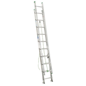 Werner Ladder D1232-2 Aluminum Extension Ladders