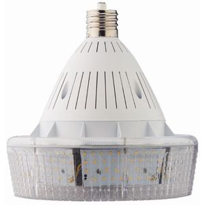 Light Efficient Design LED-8030M57-MHBC High Bay with Up-Light, 140W, 5700K